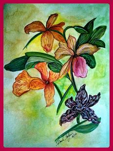Potpurrí de orquídeas ®