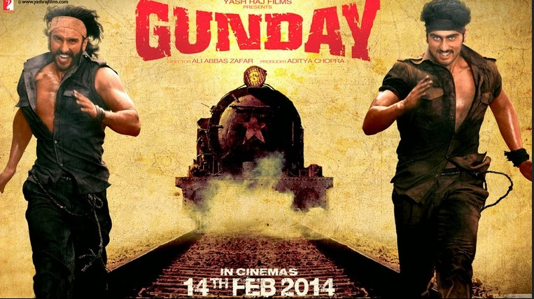 Gunday Hindi Full DVD SCR Rip Movie Free Download