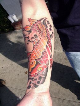 Fotos de tattoos de Peixes