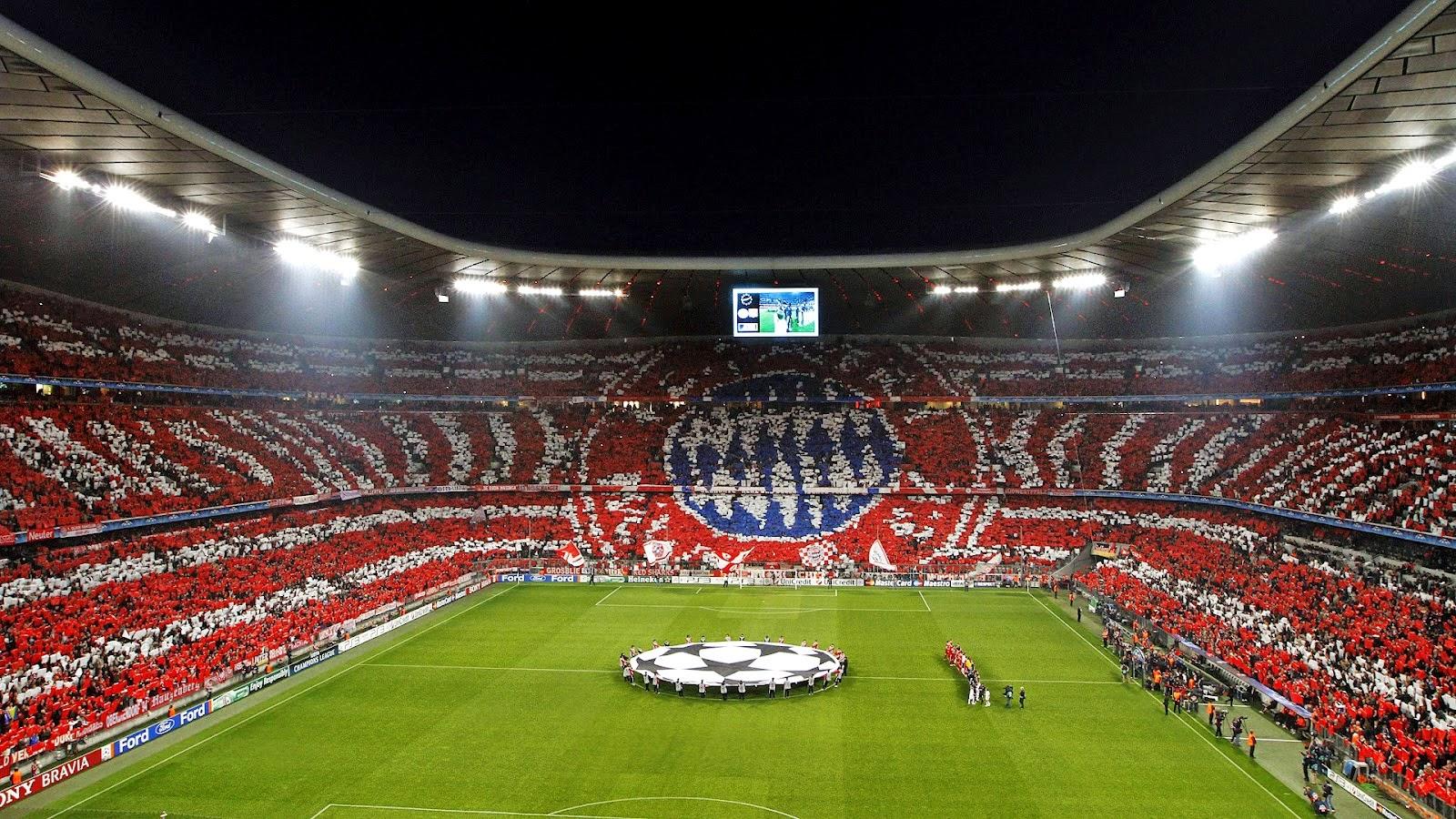 Bayern Munchen Football Club Wallpaper - Football Wallpaper HD