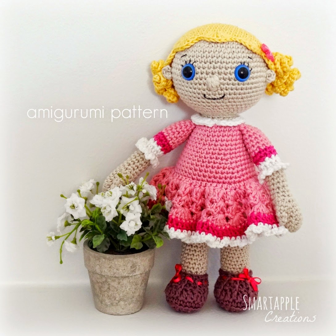 Amigurumi Doll Tutorial For Beginners : Smartapple Creations - amigurumi and crochet: Amigurumi ...
