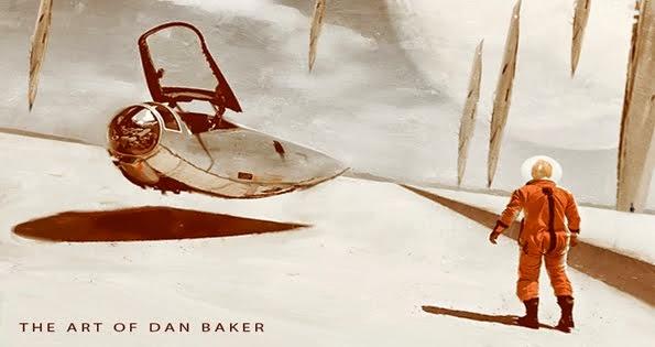 Dan Baker's art bits