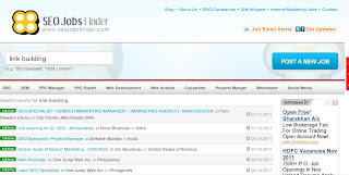 Search Thousands of SEO Jobs On SeoJobsFinder