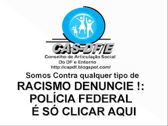 Diga Não para o Racismo.