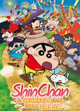 Shin Chan: El secreto está en la salsa (2013)