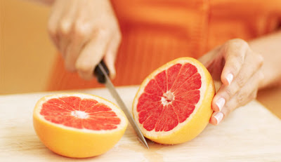 Simmer a quartered grapefruit with its rind, add honey, and drink it as tea to get an immune system boost.