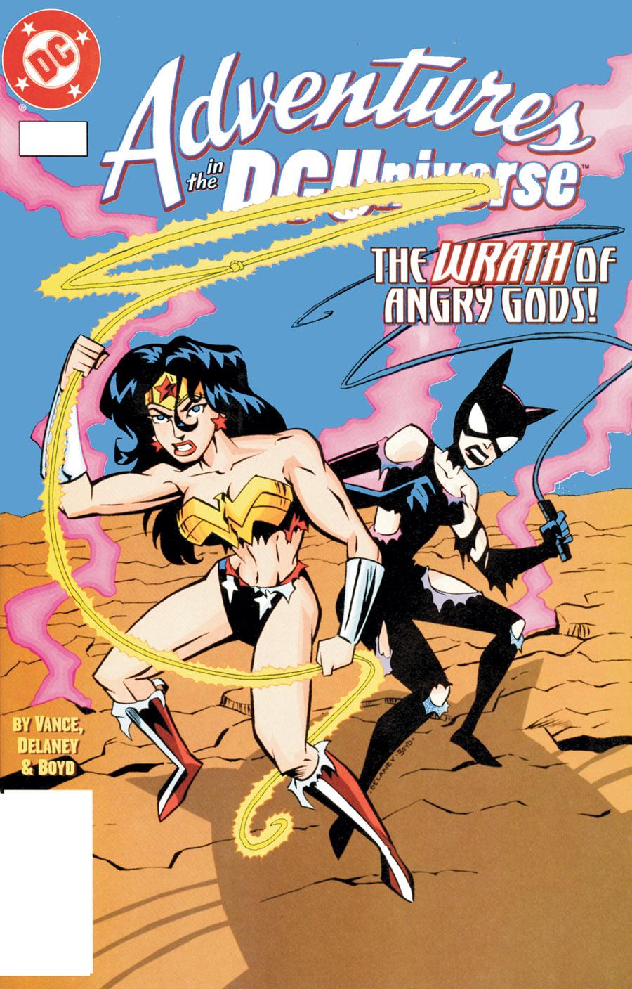 The Cool Kids Table: Dear DC, Please Publish More Wonder ...