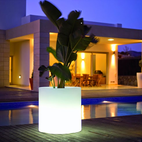 lighting system for outdoor pool | Vietnam Outdoor Furniture