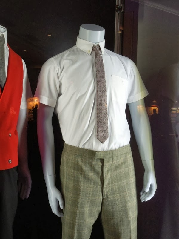 Saving Mr Banks BJ Novak Robert Sherman costume