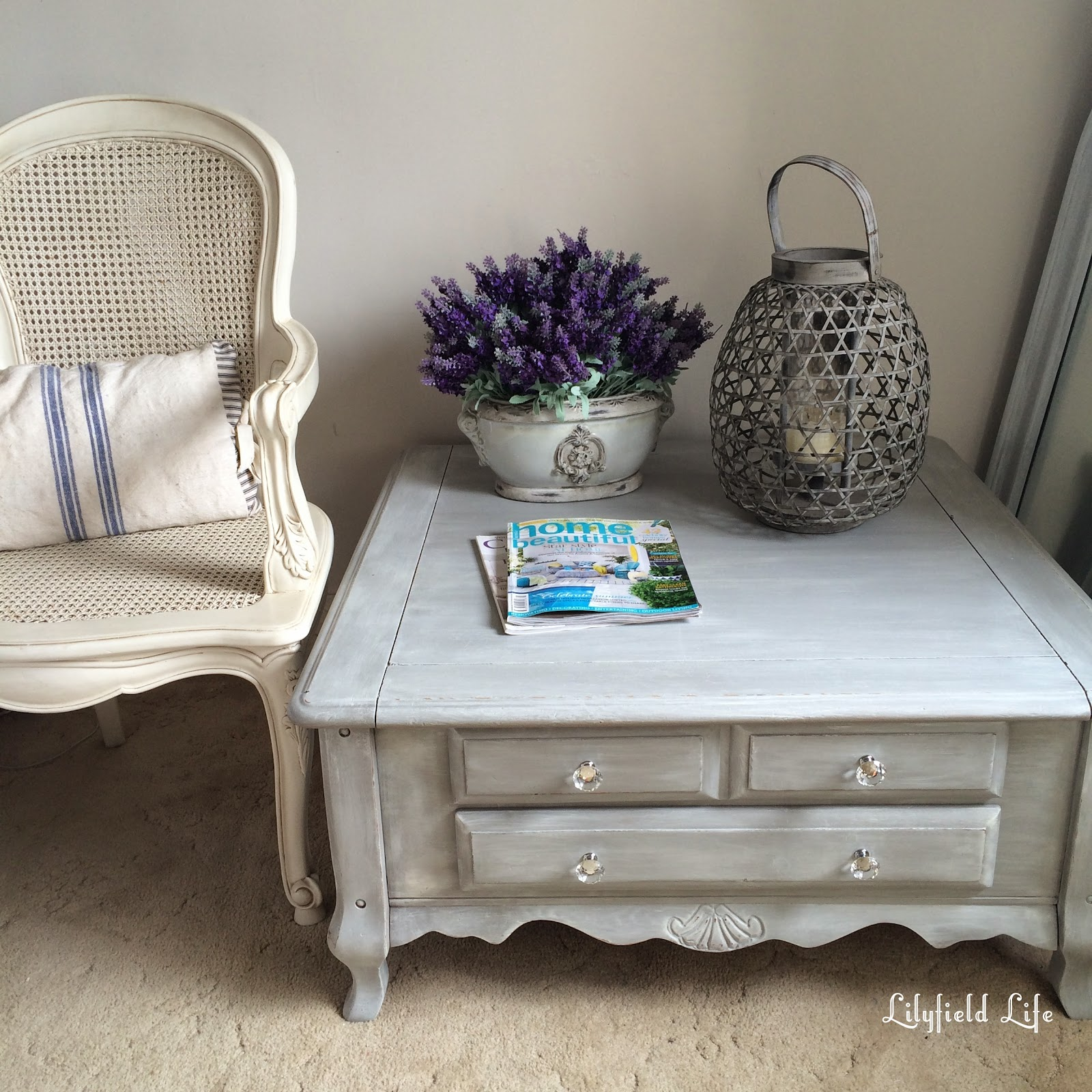 Lilyfield Life First piece for 2015 Coastal Coffee Table
