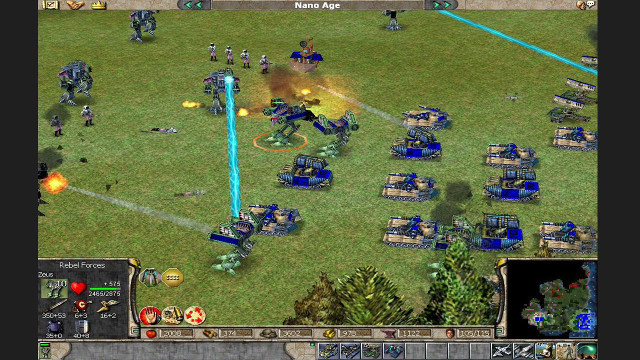 Empire Earth 1 repack dvd iso | Empire Earth 1 juego completo | descargar e instalar Empire Earth 1 voces español