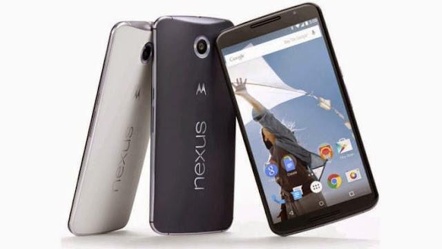 Best Smartphone 2015: Google Nexus 6