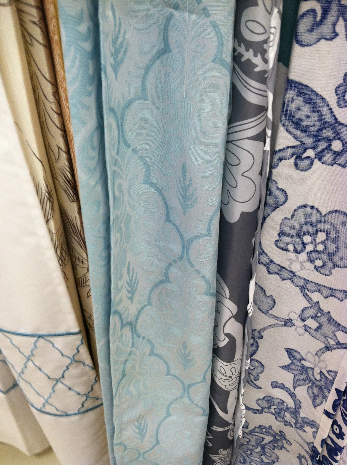 Moroccan Shower Curtain - Viewing Gallery