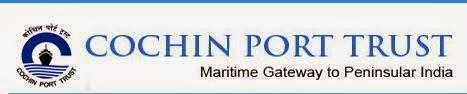 Cochin Port Trust  Logo