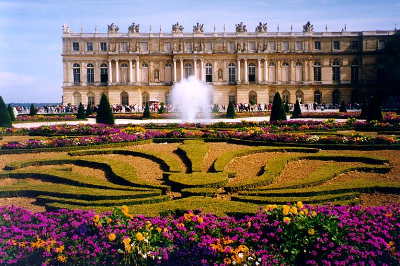 - Photos du chateau de versailles et ses jardins ...