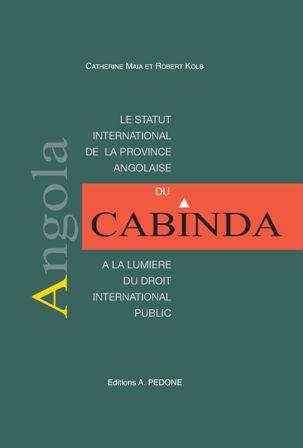 Le statut international de la province angolaise du Cabinda