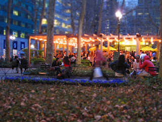 New York _Bryant Park