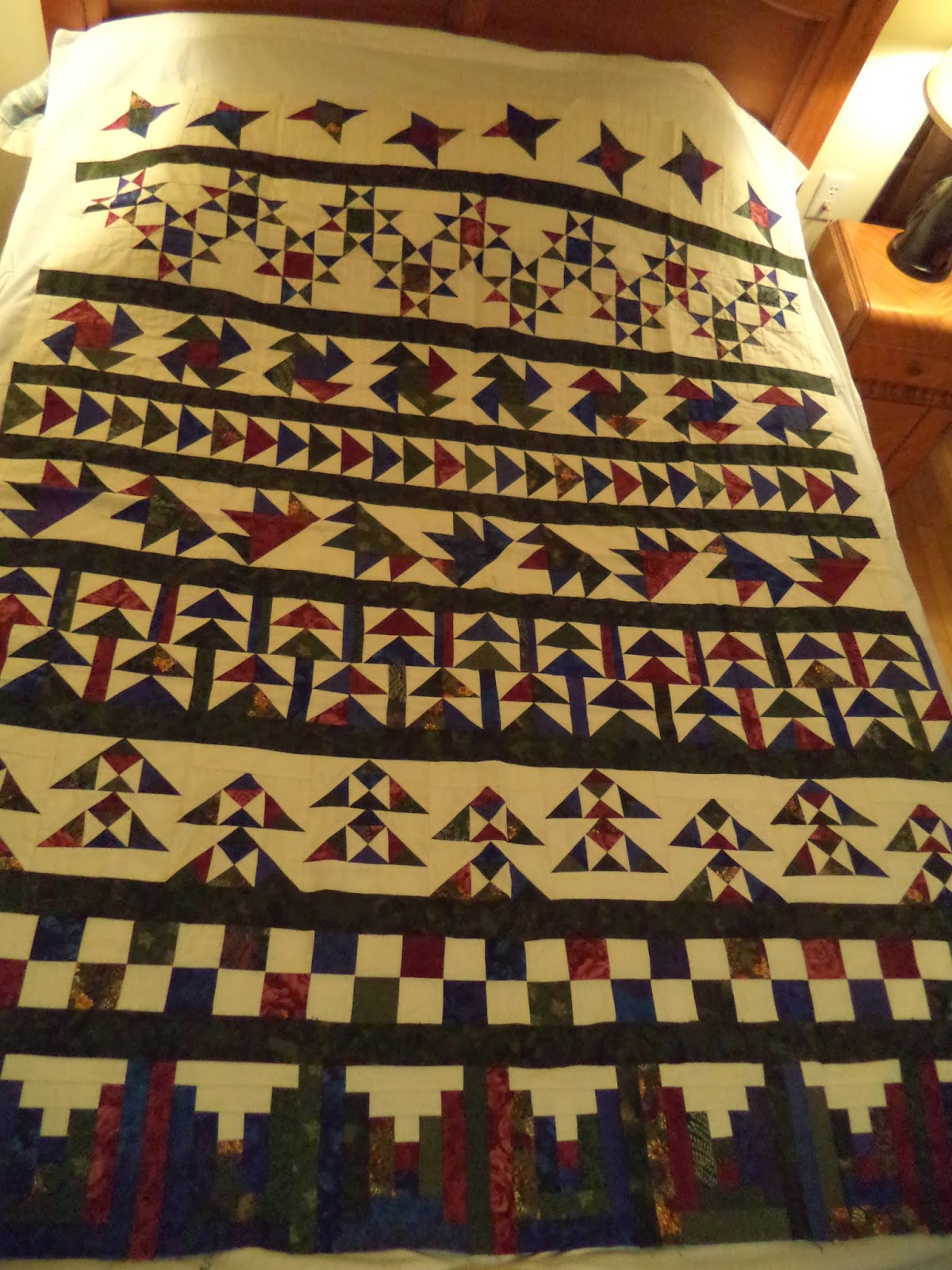 Life at Meadowcreek: UFOs and WIPs : creations quilt shop - Adamdwight.com