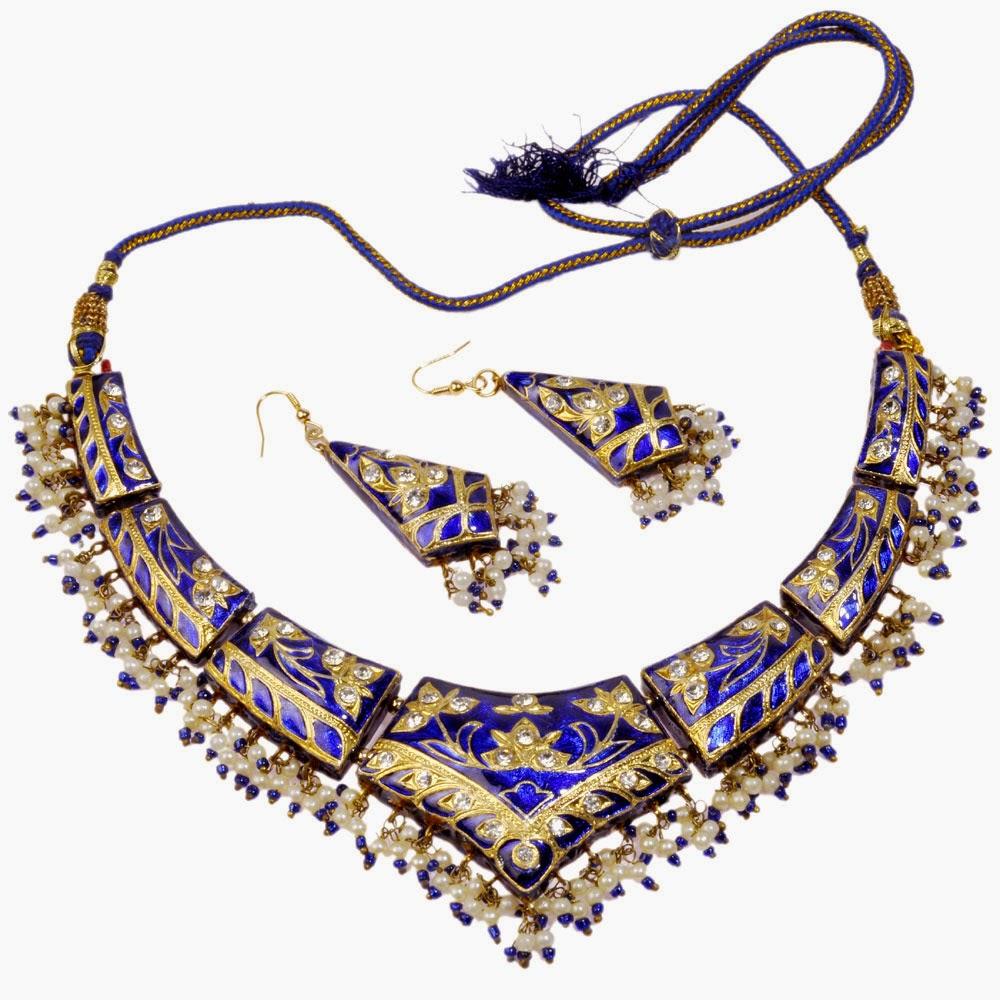 Lac Rajasthani Jewellery