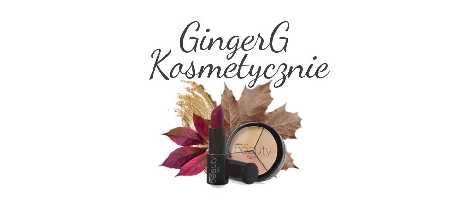 GingerG kosmetycznie