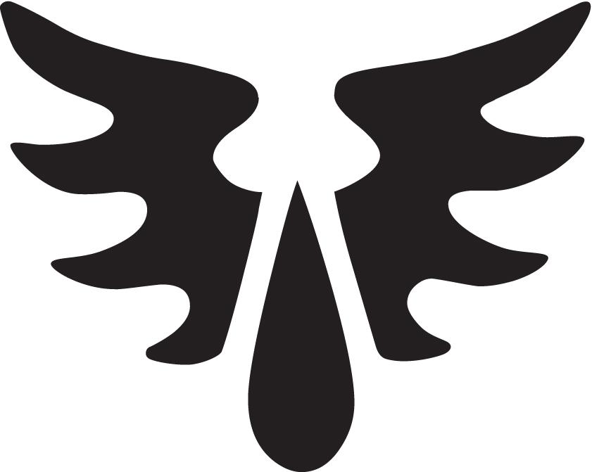 Knights of Baal: Blood Angels custom dice!