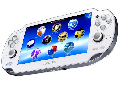 PlayStation Vita Crystal White