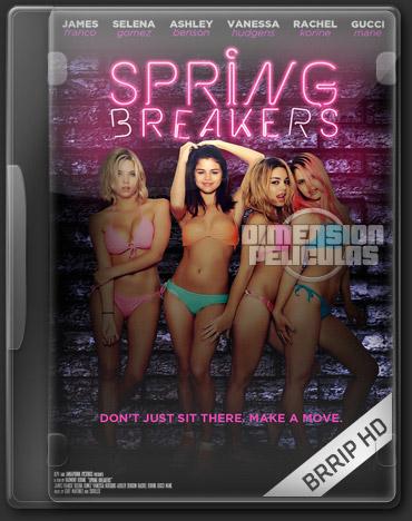 Spring Breakers (BRRip HD Inglés Subtitulada) (2013)