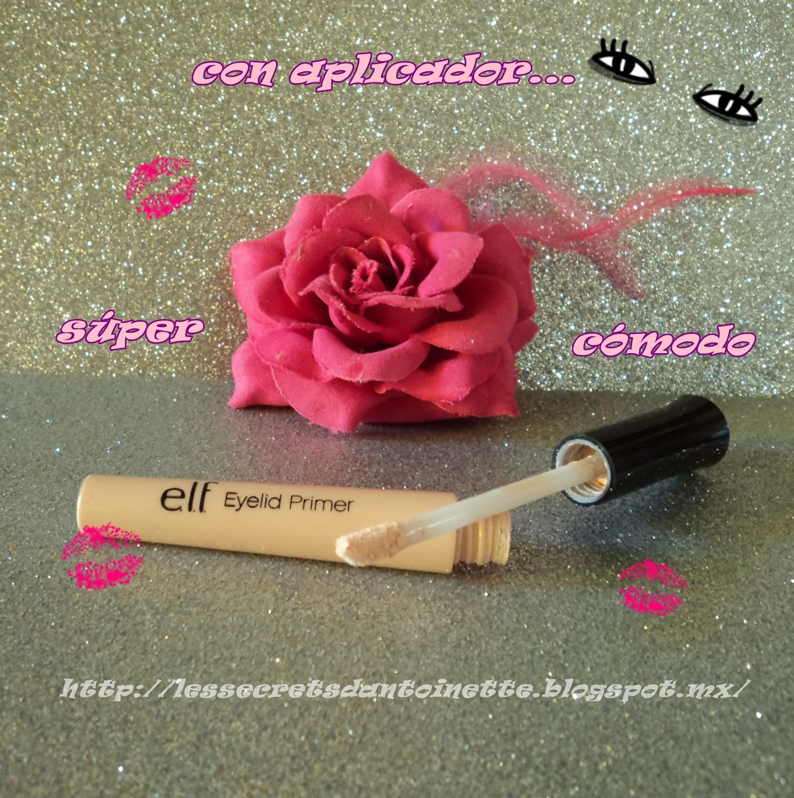 how to use elf eyelid primer
