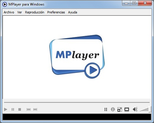 MPlayer reproductor
