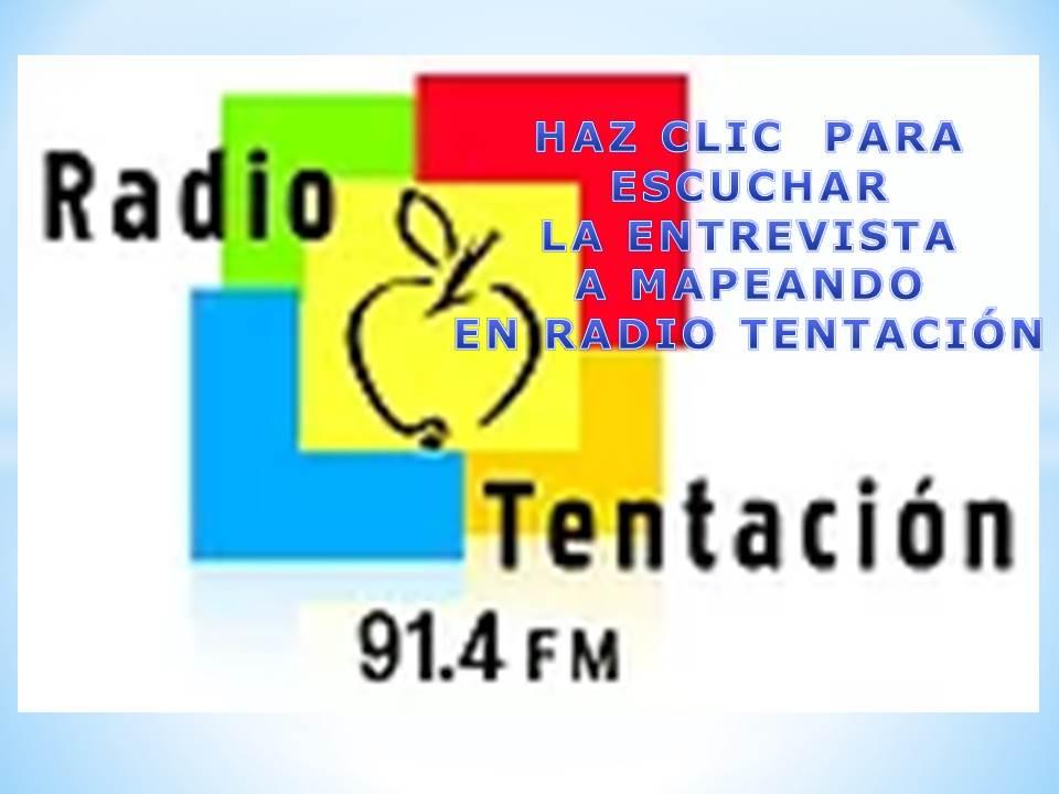 MAPEANDO EN LA RADIO