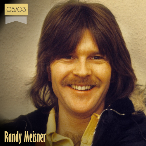 8 de marzo | Randy Meisner - @TheEaglesBand | Info + vídeos