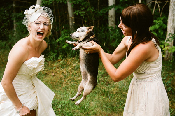 Isn 39t this Rustic Ontario wedding a stellar balance between humble and