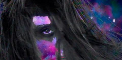 NEGRO DÍA (Kinky&Mala Rodríguez) Eye