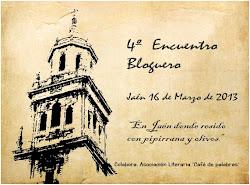 Recuerdo del IV Encuentro Bloguero en Jaén