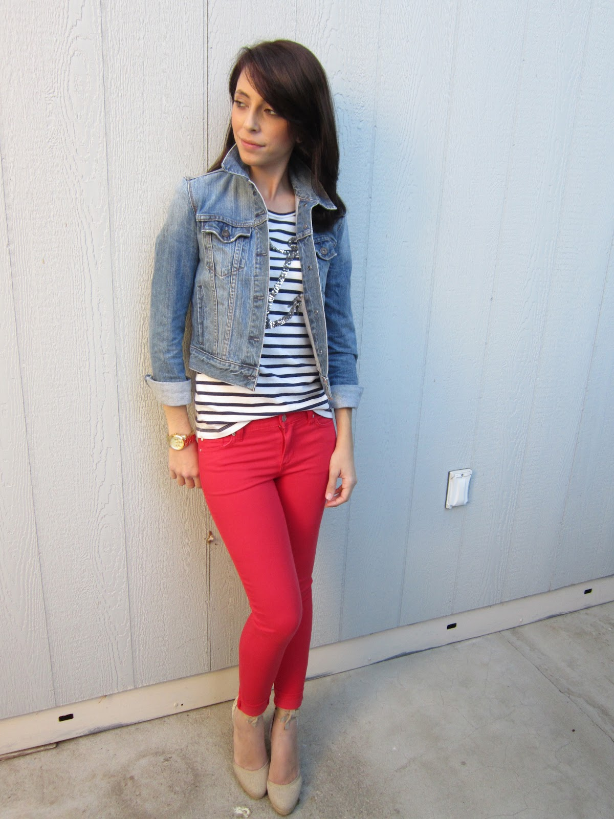Coast With Me: Happy National Anchors Week (Look 2)