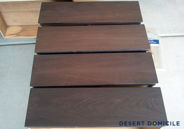 laminate furniture makeover. If You Recall, I Couldn\u0027t Stain The Top Of Dresser Because It\u0027s Made Laminate And Laminated Wood Won\u0027t Accept Stain: Furniture Makeover