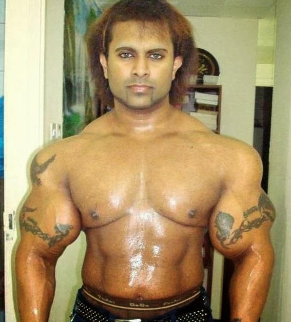Η τραγική μεταμόρφωση ενός Ινδού που έκανε χρήση του Synthol! Οι εικόνες που ακολουθούν θα σας σοκάρουν!