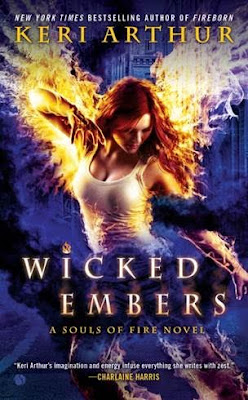 Wicked Embers, fiction, image, paranormal romance