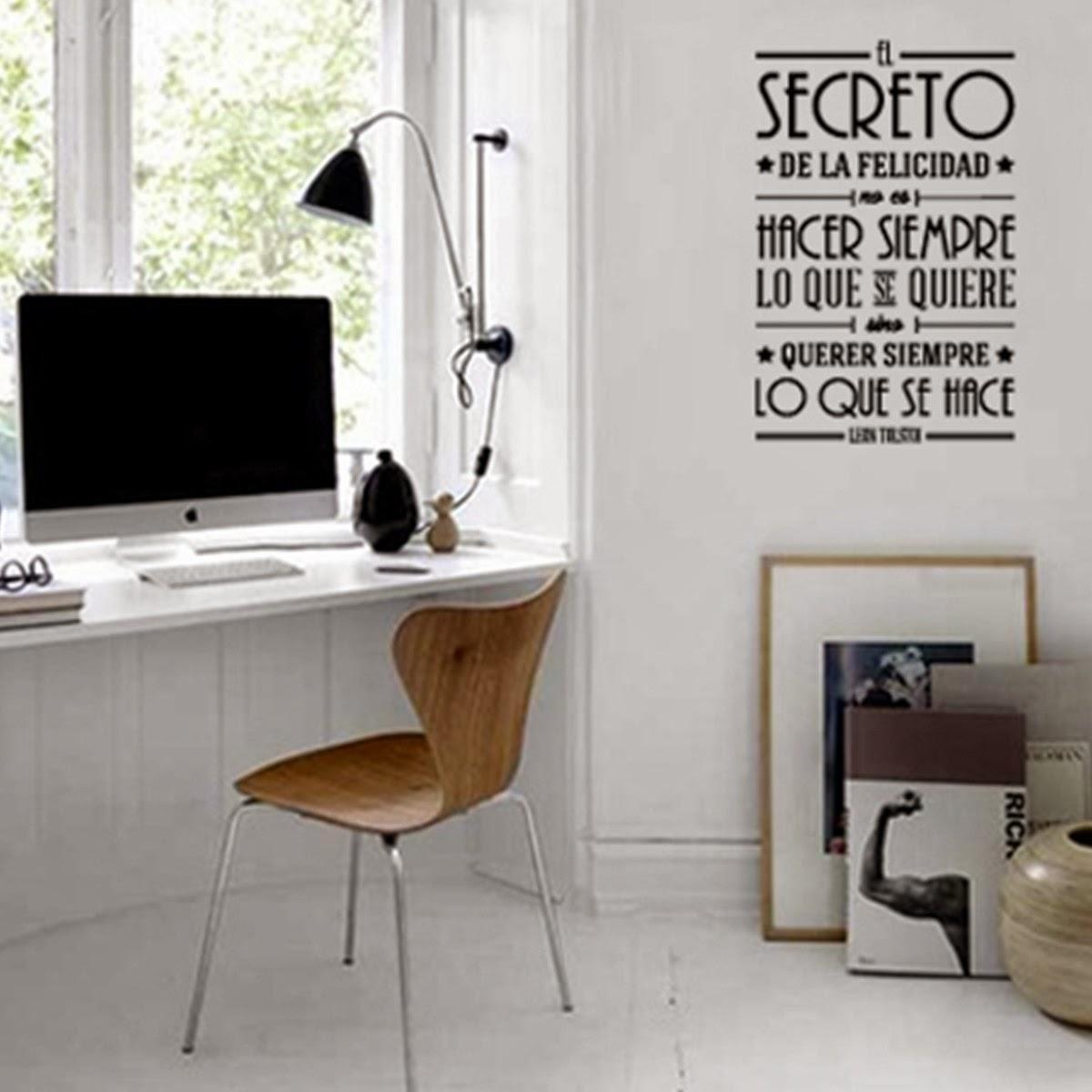 Turistas style vinilos para decorar tu oficina for Imagenes para decorar oficinas