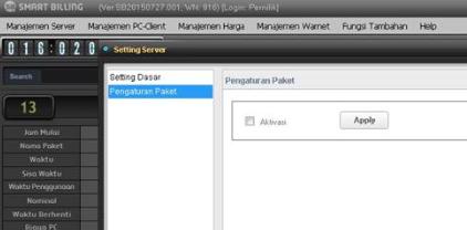 Smart Billing Rilis Versi Terbaru SB20150727.001 dengan Fitur Harga VIP PC dan Database Lebih Ringan