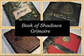 Livros das Sombras/Book of Shadows.
