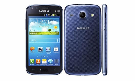Harga dan Spesifikasi Samsung Galaxy Core i8260 Baru