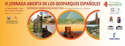 Jornada Abierta de los Geoparques Españoles