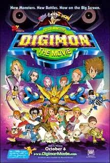 Digimon: La Pelicula (2000) Español Latino DVDRip