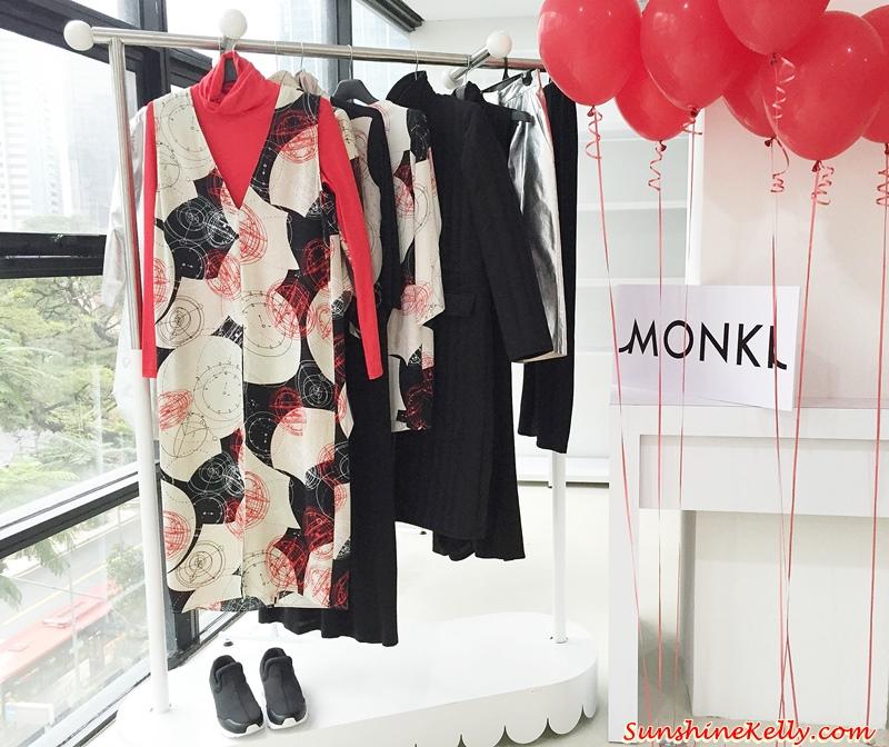 The Futurist Collection, Monki Spring Summer 2016, Monki SS16, The futurist, metallic silver, dark lipstick, vampy stick