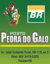 POSTO PEDRA DO GALO