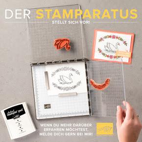 Stamparatus - Der neue Stempelsetzer!