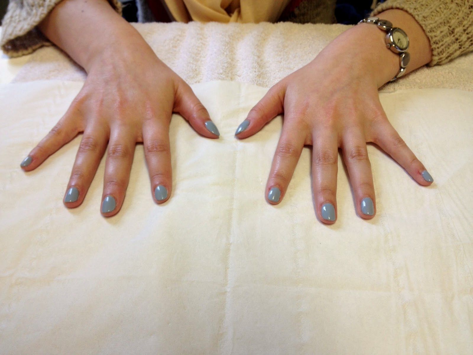 Jessica GELeration Manicure | A Scholar Life - UK Lifestyle and Beauty