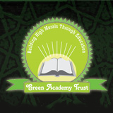 week for peace image - logo of Green Academy Trust