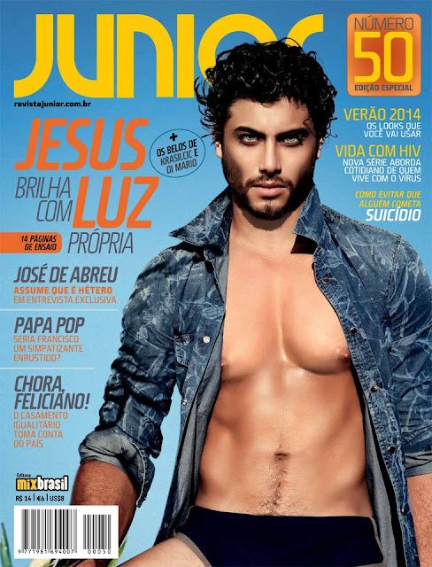 Jesus Luz Revista Junior